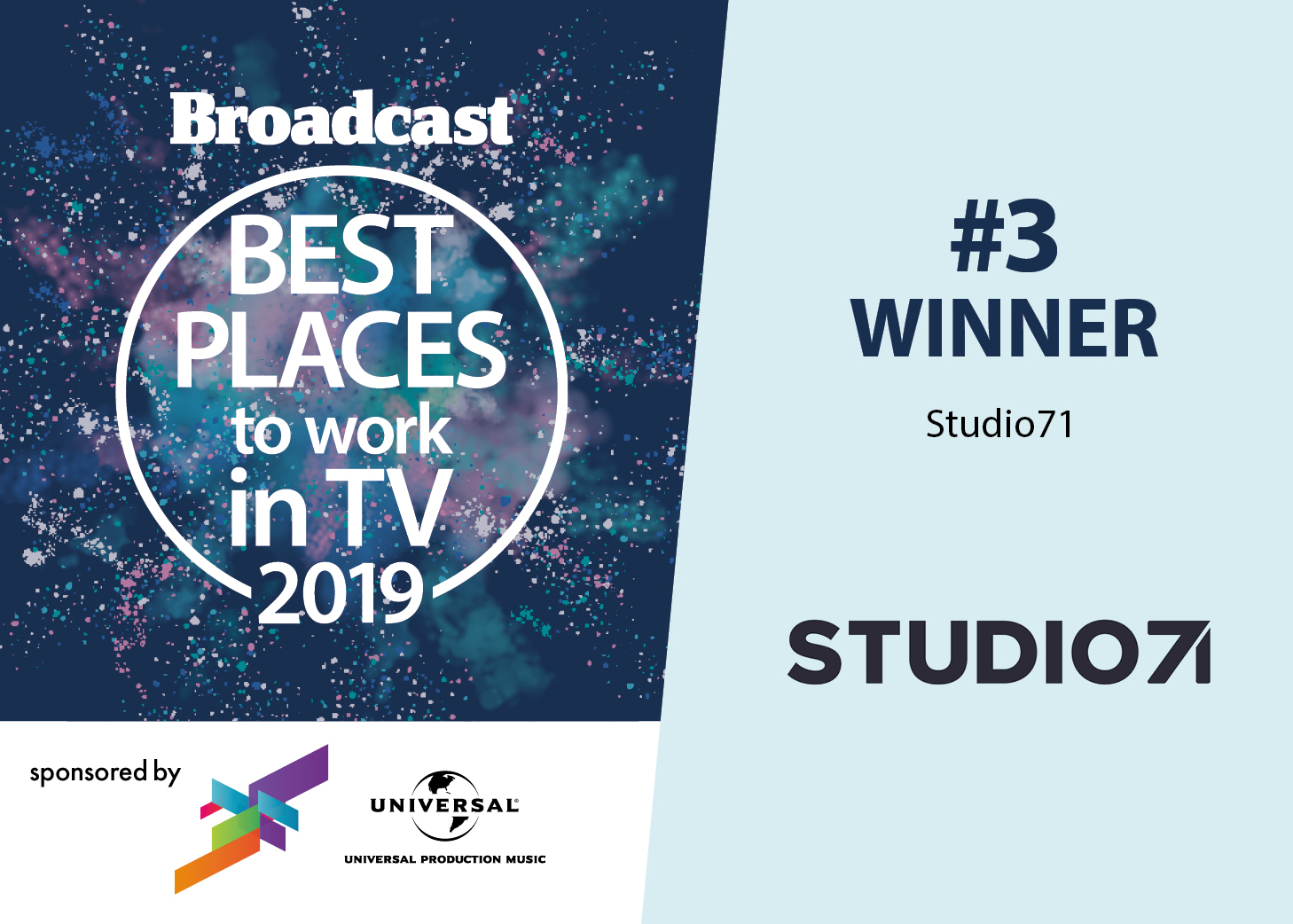 Broadcast_BestPlacesToWorkinTV2019