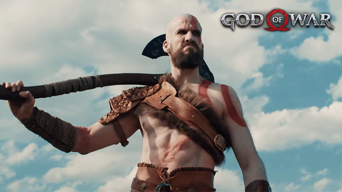 God of War - Become Kratos