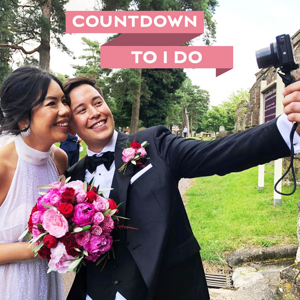 Countdown to I Do for TLC UK