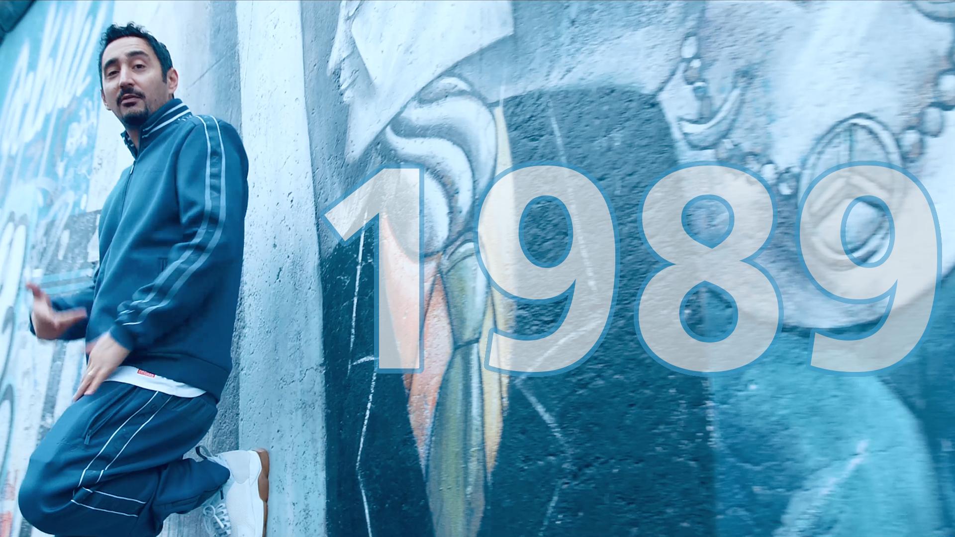 Influencer-Kampagne zu 30 Jahre Mauerfall
